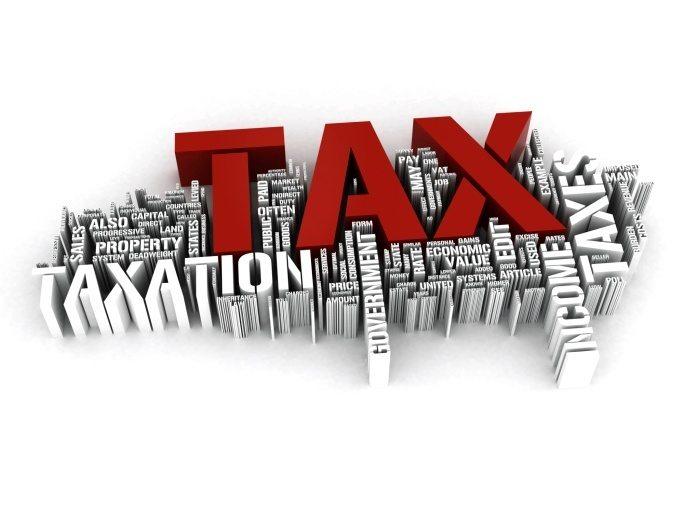 Tax 3d concepts